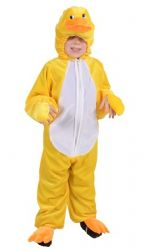 Cute Duckling Costume